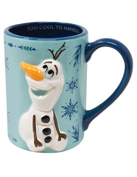 La Reine Des Neiges Olaf - Mug 3D Mug multicolore
