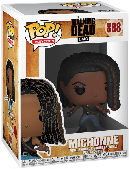 Figurine Funko TV Walking Dead Michonne