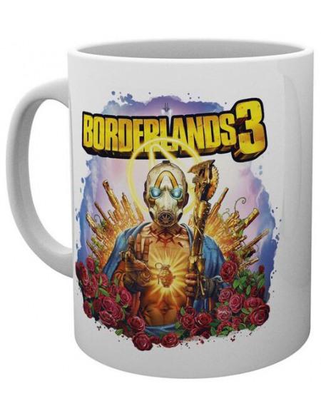 Borderlands 3 - Key Art Mug blanc