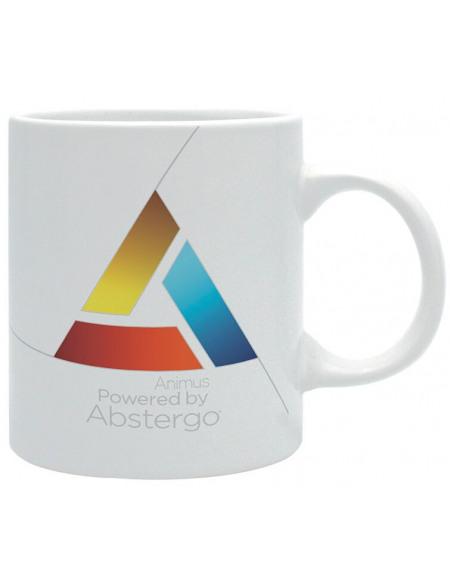 Assassin's Creed Abstergo Logo Mug multicolore