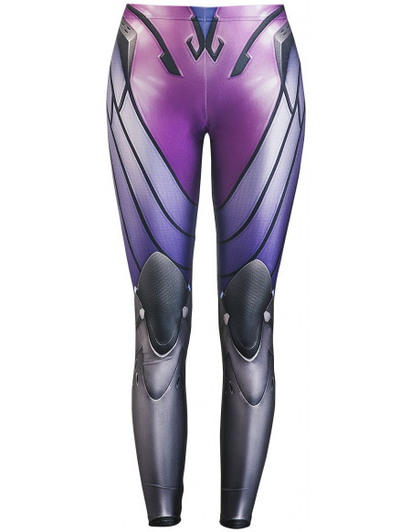 Overwatch Wild Bangarang - Cosplay Fatale Legging multicolore