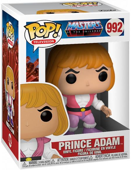 Masters Of The Universe Prince Adam - Funko Pop! n°992 Figurine de collection Standard