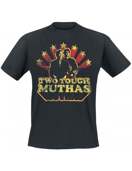 Karate Kid Two Tough Muthas T-shirt noir