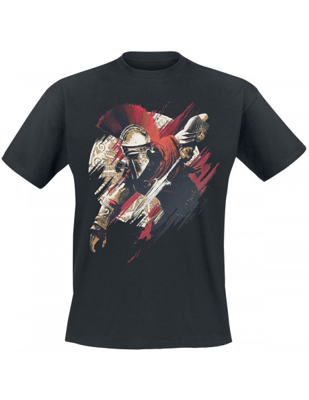 Assassin's Creed Odyssey - Alexios T-shirt noir
