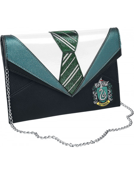 Harry Potter Danielle Nicole - Serpentard Sac à Main noir/vert