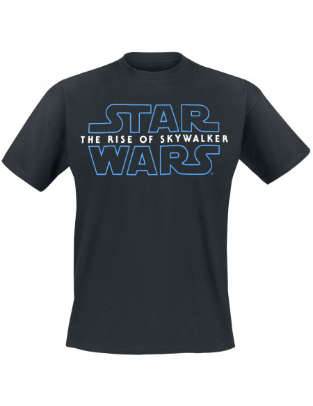 Star Wars Épisode 9 - L'Ascension de Skywalker T-shirt noir