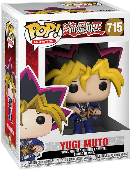 Yu-Gi-Oh! Yugi Muto - Funko Pop! n°715 Figurine de collection Standard