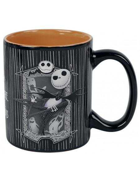 L'Étrange Noël De Monsieur Jack Jack & Zero Mug multicolore