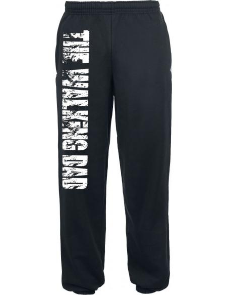 The Walking Dad Pantalon de Jogging noir
