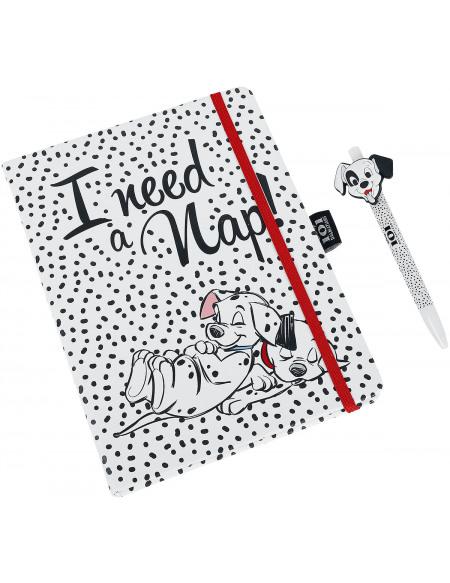 Les 101 Dalmatiens I Need A Nap Cahier Standard