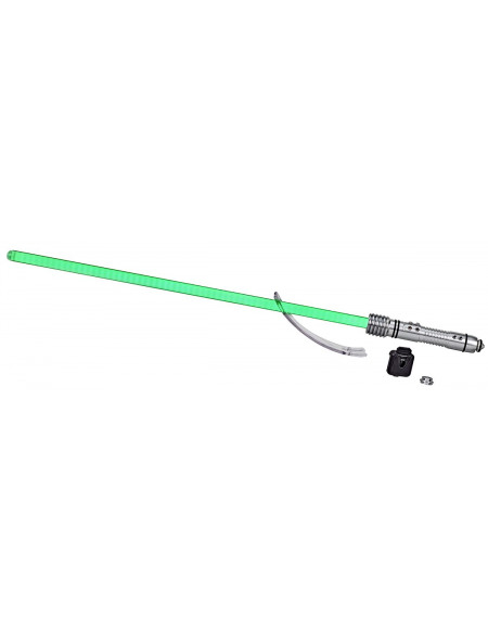 Star Wars The Black Series - Kit Fisto - Sabre Laer Force FX Arme décorative Standard