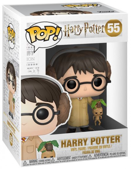Figurine Funko Pop Harry Potter S5 Harry Potter Herbology