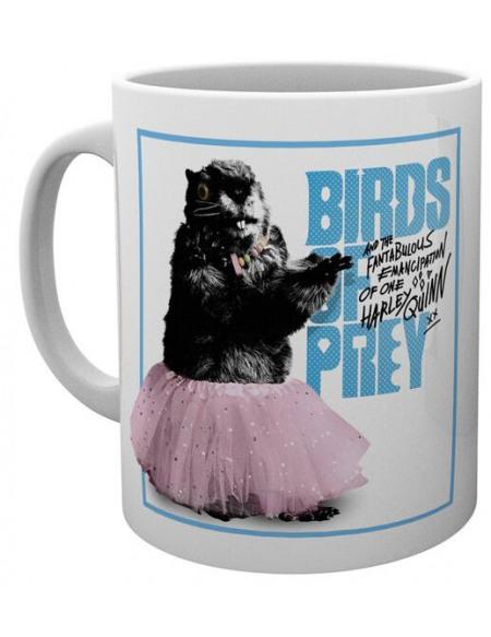 Birds Of Prey Tutu Mug multicolore
