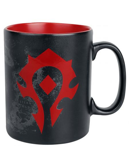 World Of Warcraft Horde Mug multicolore
