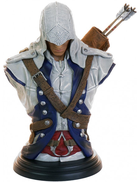 Assassin's Creed Legacy Collection - Connor Kenway Statuette Standard