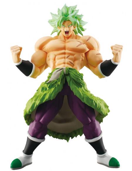 Dragon Ball Dragon Ball Super - Super Saiyan Broly Full Power Figurine de collection Standard