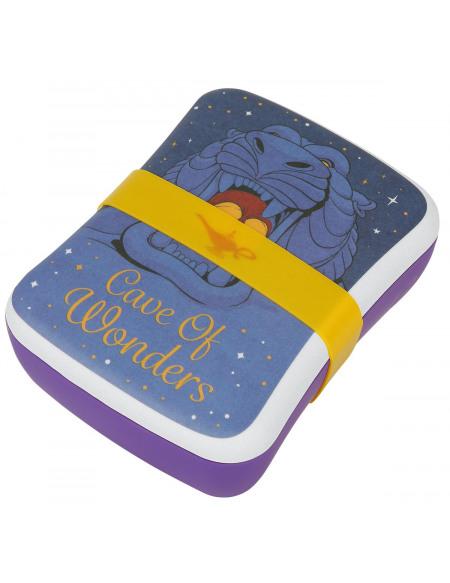 Aladdin Caverne aux Merveilles Boîte repas multicolore