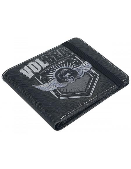 Volbeat Established Portefeuille noir