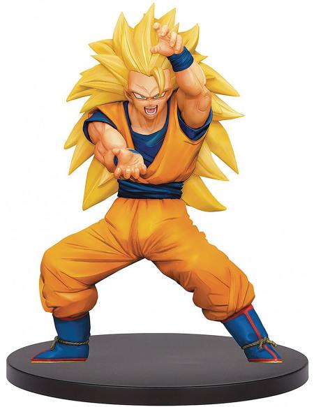 Dragon Ball Dragon Ball Super - Super Saiyan 3 Son Goku Figurine de collection Standard