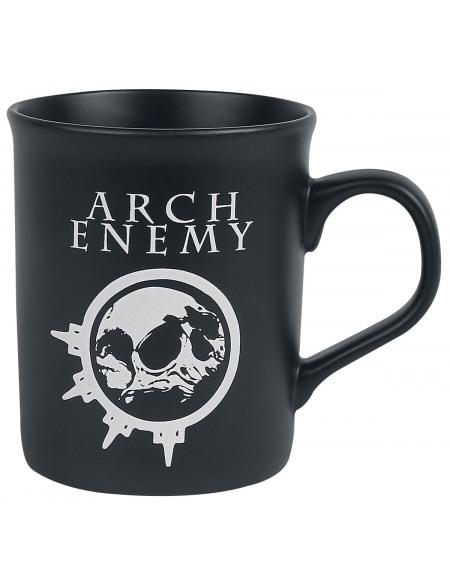 Arch Enemy Arch Enemy Logo Mug noir mat