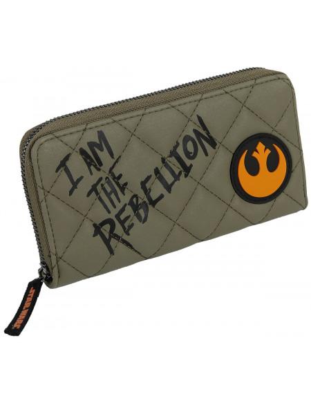 Star Wars I'm The Rebellion Portefeuille multicolore