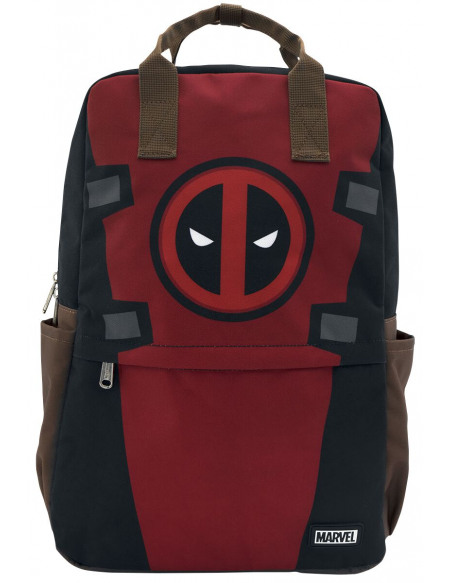 Deadpool Loungefly - Deadpool Sac à Dos multicolore
