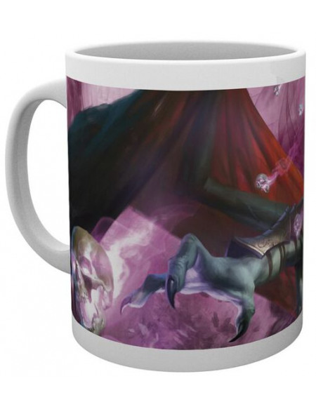 Magic: The Gathering Bolas Skulls - Tasse Mug Standard