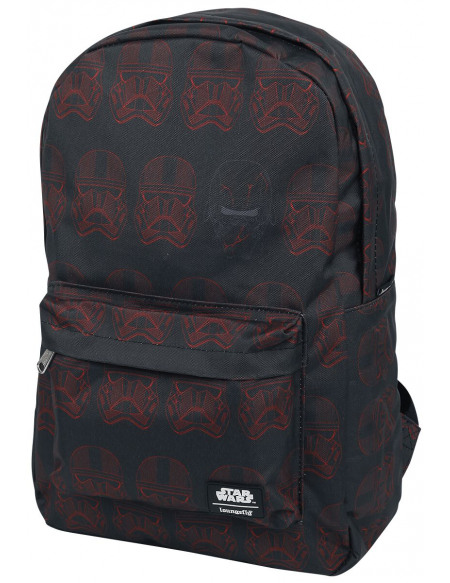 Star Wars Épisode 9 - L'Ascension de Skywalker - Loungefly Sac à Dos noir