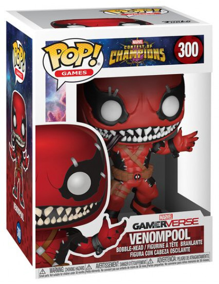 Marvel Tournoi Des Champions - Figurine En Vinyle Venompool 300 Figurine de collection Standard