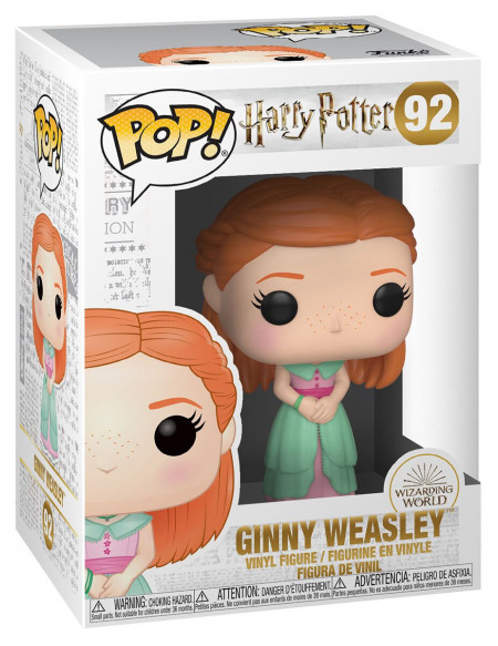 Harry Potter Ginny Weasley - Funko Pop! n°92 Figurine de collection Standard