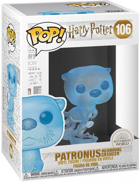 Harry Potter Patronus d'Hermione Granger - Funko Pop! n°106 Figurine de collection Standard
