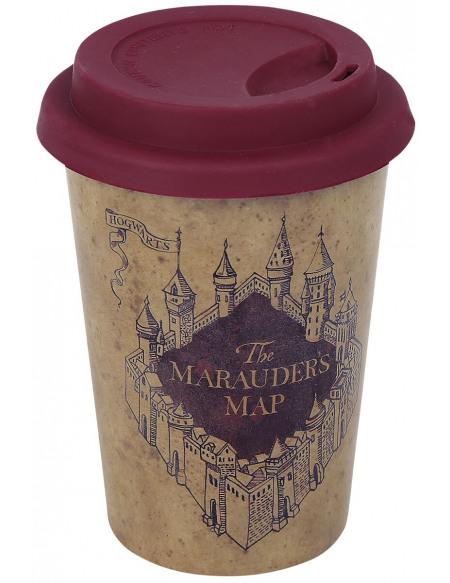 Harry Potter La Carte du Maraudeur - Mug Mug isotherme beige