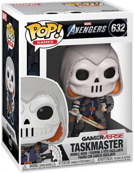 Marvel Avengers Taskmaster - Funko Pop! n°632 Figurine de collection Standard