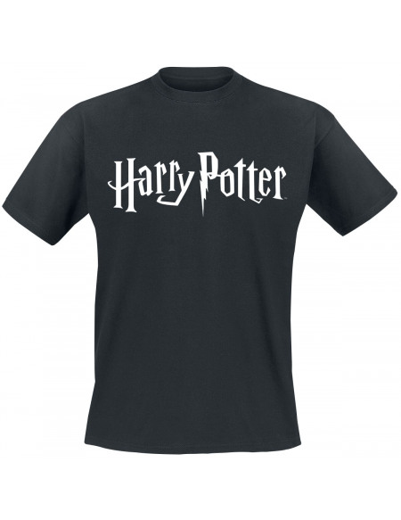 Harry Potter Logo T-shirt noir