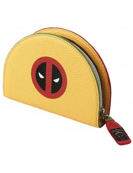 Deadpool Tacos Portefeuille multicolore