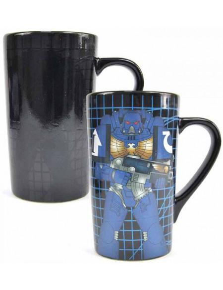 Warhammer 40.000 Space Wolves - Mug Thermo-Réactif Mug Standard