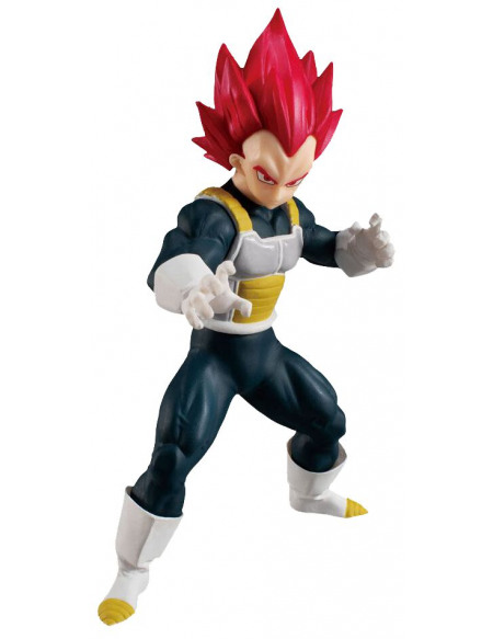 Dragon Ball Dragon Ball Super - Super Saiyan God Vegeta Figurine de collection Standard