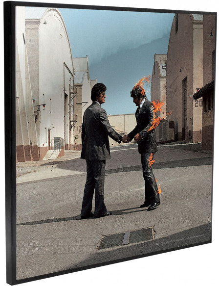 Pink Floyd Wish you were here - Crystal Clear Picture Photo murale Standard
