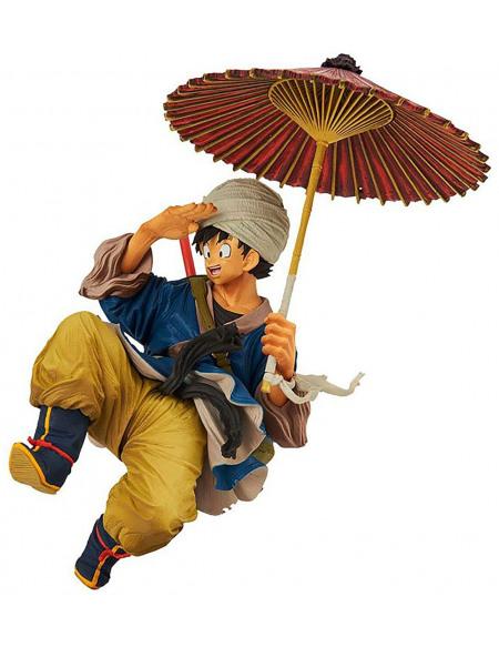 Dragon Ball Son Goku - Figurine BWF Collection Figurine de collection Standard