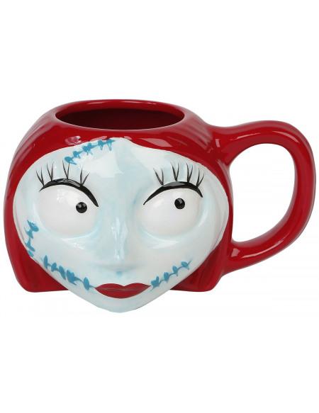 L'Étrange Noël De Monsieur Jack Sally - 3D Tasse Mug multicolore