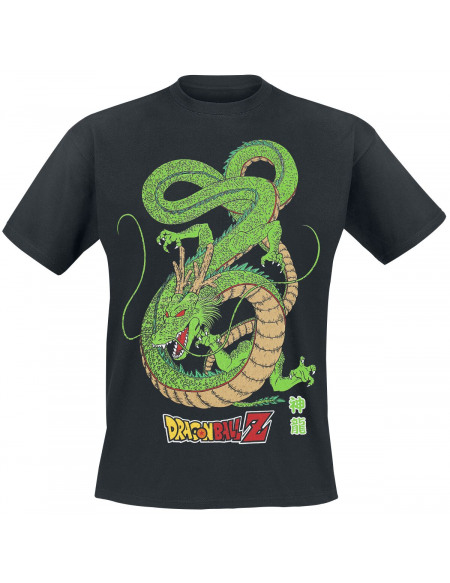 Dragon Ball Dragon Ball Z - Shenron T-shirt noir