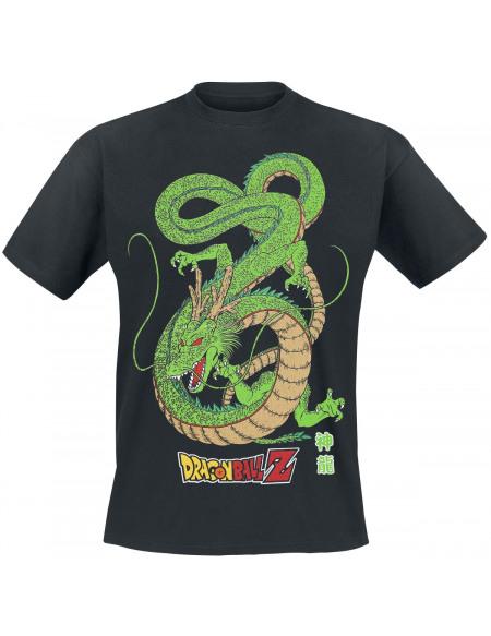 Dragon Ball Z - Shenron T-shirt noir