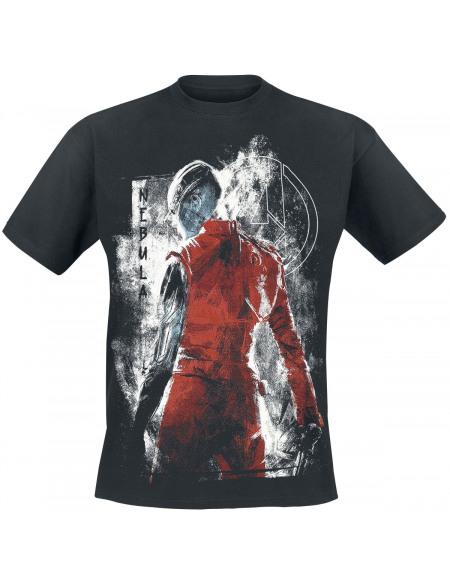 Avengers Endgame - Nebula T-shirt noir