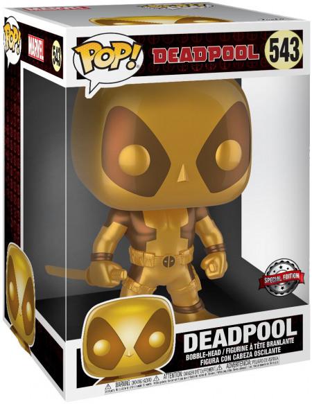 Deadpool Deadpool (Life Size) - Funko Pop! n°543 Figurine de collection Standard