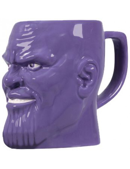 Avengers Thanos - 3D Mug multicolore