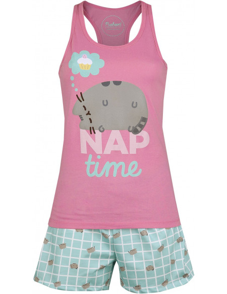 Pusheen Nap Time Pyjama multicolore