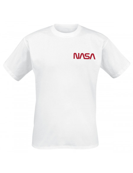 NASA Space Camp T-shirt blanc