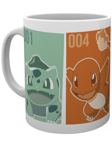 Pokémon Starter Mug Standard