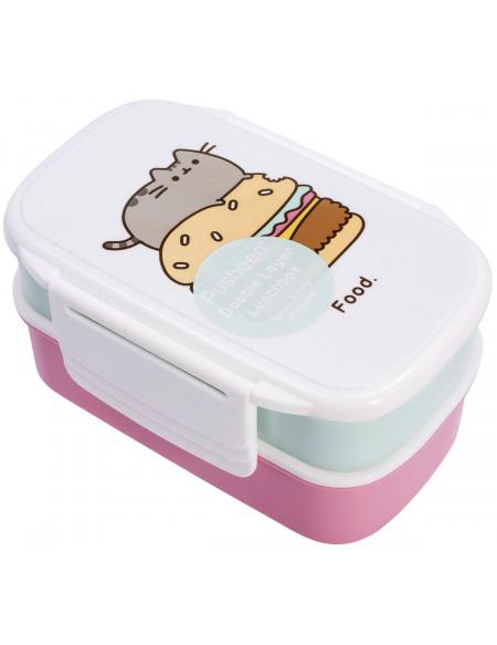 Pusheen Lunch Box Set Boite repas standard