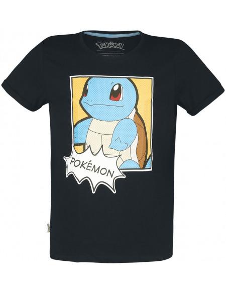 Pokémon Carapuce Pop T-shirt noir
